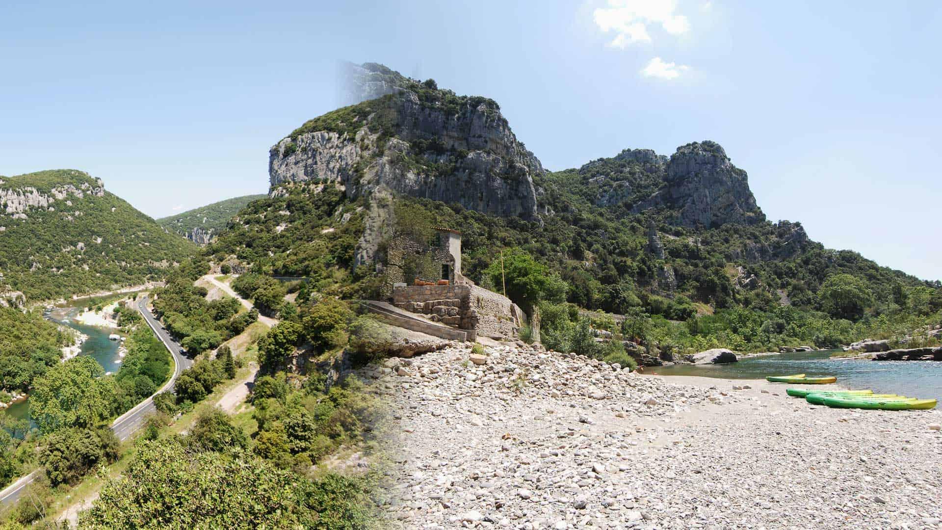Canoë Herault