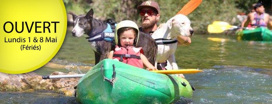 ouverture canoe 1 8 mai