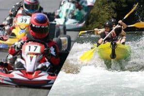 canoe karting